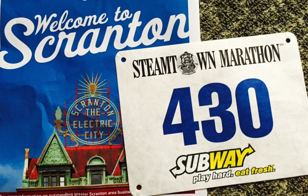 Steamtown Marathon Review
